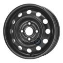 Disk ocel  KFZ  cierny 4x13 4x100x54 ET46,0