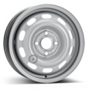 Disk ocel  KFZ  strieborny 4,5x14 4x100x56,62 ET43,5