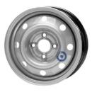 Disk ocel  KFZ  cierny 5,5x14 4x100x60 ET36,0