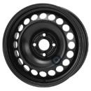 Disk ocel  KFZ  cierny 6x15 4x100x56,5 ET39