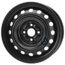 Disk ocel  KFZ  cierny 5,5x15 4x100x54 ET45