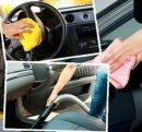 Suché čistenie interiéru vozidla