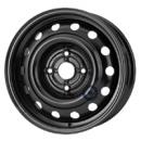 Disk ocel  KFZ  čierny 5,5x14 4x114,3x56,5 ET44,0