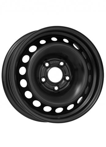 Disk ocel  KFZ  čierny 6,0x15 5x114,3x66 ET35