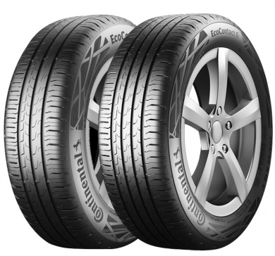 Continental  CONTI ECO CONTACT 6 195/65 R15 91 H Letné