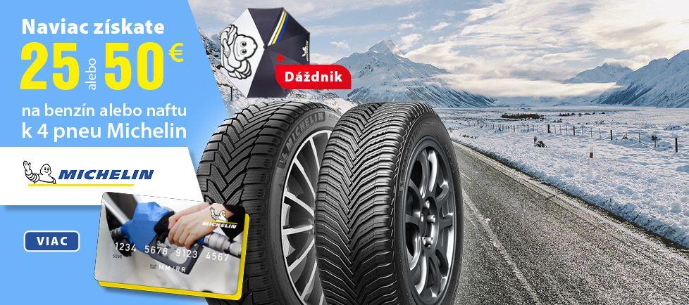 MICHELIN - Natankuj s Michelinom (zima)